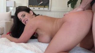 worldxxxescorts.com – Sex addict tenant with big boobs fucks landlord